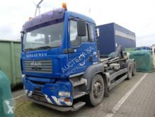 Vrachtwagen containersysteem MAN HS 26 FNLC