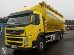 Camion citerne Volvo FM6X2-LENKACHSE-5 KAMMERN -ORG KM