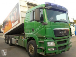 MAN cereal tipper truck TGS26480-EURO5-6X4-HYDRODRIVE-