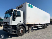 Camion Iveco Eurotech fourgon occasion