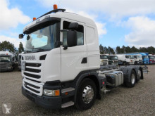 Camion Scania G450 6x2*4 ADR Chassis châssis occasion