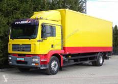 Camion MAN TGM 18.240 Euro 5 fourgon occasion
