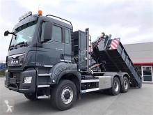 Camión Gancho portacontenedor MAN TGS 28.360