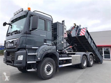 MAN billenőplató teherautó TGS 28.360