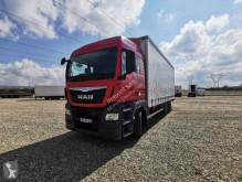 Kamion posuvné závěsy MAN TGX 26.480
