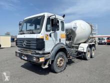 Camión hormigón cuba / Mezclador Mercedes Actros 2631