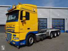 Camion DAF XF105 polybenne occasion