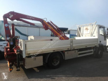 Camion cassone fisso Iveco Eurocargo 120 E 18