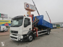 Lastbil Volvo FL 260 polyvagn begagnad