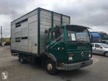 Camion remorcă transport animale Renault 110-170