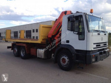 Iveco 260.35 truck used hook arm system
