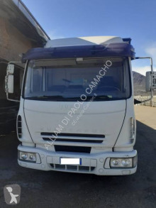 Camión remolque ganadero Iveco Eurocargo 100 E 18