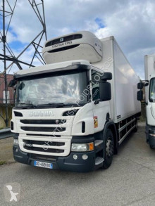 Scania P 320 truck used multi temperature refrigerated