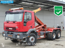Kamión Iveco Eurotrakker hákový nosič kontajnerov ojazdený