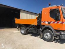 Camión volquete volquete bilateral Renault Midlum 220