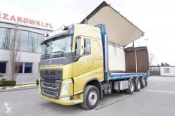 Camion fond mouvant Volvo FH 540