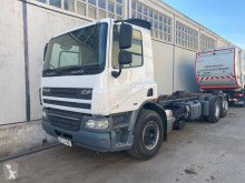 MAN F truck used chassis