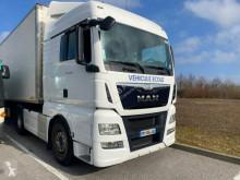 Ciężarówka nauka jazdy MAN TGX 19.480