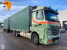 Mercedes tautliner truck Actros 2642
