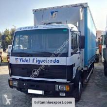 Camion rideaux coulissants (plsc) Mercedes 1217