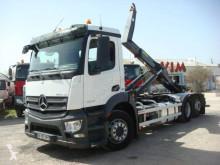 Camión Mercedes Antos 2540 Gancho portacontenedor usado