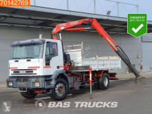 Iveco billenőkocsi teherautó Eurotrakker