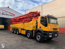 Kamion čerpadlo na beton Iveco Trakker 480