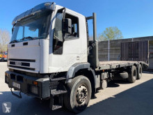 Iveco heavy equipment transport truck Eurotrakker 260E38