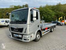Camião pronto socorro MAN TGL TGL 8.190 FG mit neuem Schiebeplateau