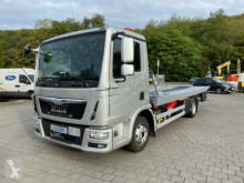 Kamion odstraňování poruch MAN TGL TGL 8.190 FG mit neuem Schiebeplateau