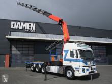 Camión caja abierta Volvo FMX 500
