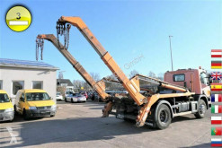 Teherautó Scania P124 P124 - 420 B4X2 KIPPMULDE MEILLER használt emeletes billenőkocsi