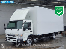 Camião Mitsubishi Fuso 7C18 Manual Ladebordwand Steelsuspension furgão usado