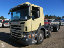 Scania P400 8x2*6 Chassis Euro 5 truck used chassis