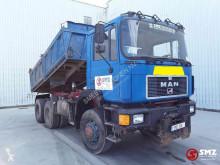 Teherautó MAN 27.402 használt billenőkocsi