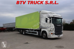 Camion Scania R R 380 3 ASSI ISOTERMICO LUNG.9,60 MT EURO 4 usato