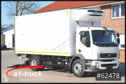 Volvo refrigerated truck FL 240, Rohrbahnen, 18t Tiefkühl LBW+Türen