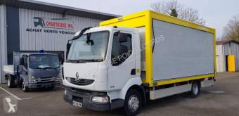 Camión furgón transporte de bebidas Renault Midlum 180.12 DXI