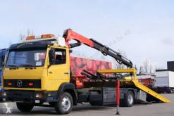 Kamion Mercedes 814 nosič vozidel použitý