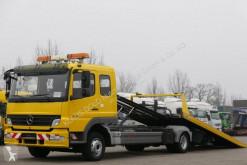 Camión portacoches Mercedes 1224L