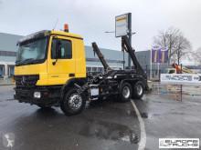 Mercedes skip truck Actros 2632