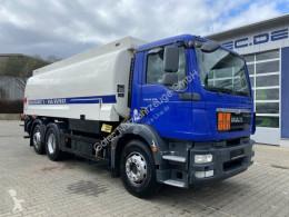 Camión cisterna hidrocarburos MAN TGM 26.290 6x2 Euro 5 Tankwagen L&F 21.600 L