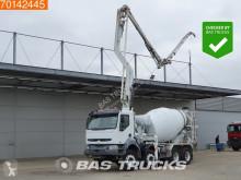 Камион бетоновоз миксер + помпа Renault Kerax 420