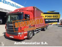 Camion Scania P 360 rideaux coulissants (plsc) occasion