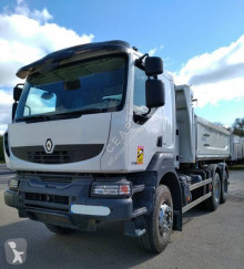 Camion Renault Kerax 370 DXI ribaltabile bilaterale usato