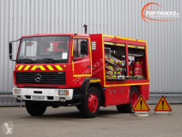 Camión bomberos Mercedes 917