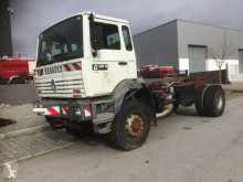Teherautó Renault Gamme G 300 használt erdőtűzoltó tartálykocsi