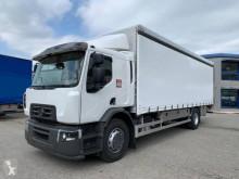 Kamion posuvné závěsy Renault D-Series 320.18 DTI 8