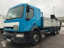Camião estrado / caixa aberta Renault Premium 340