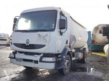 Camión Renault Midlum 220 cisterna usado